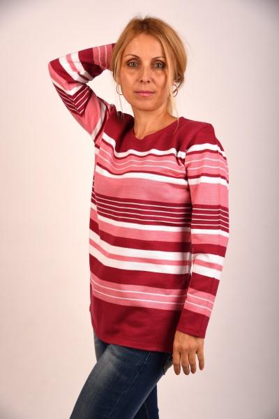 блуза в малиново
