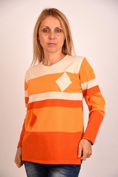 Плетена дамска блуза Ромб